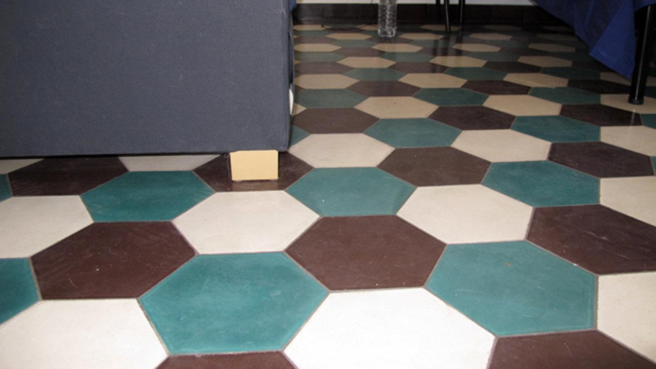 Storia dei pavimenti in cementine liberty immobiliare